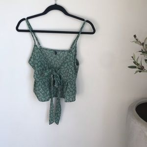 3 for $20🌼 Zaful Floral Tank Top